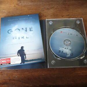 Gone Girl DVD R4 VERY GOOD - FREE POST