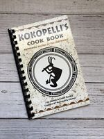 Vintage Kokopelli's Cookbook 1998 1990's Southwest Recipes Tex Mex