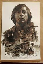 Krzysztof Domaradzki 'No Country For Old Men' Poster Print Commission Krabz
