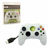 New Controller for the Original Microsoft Xbox - WHITE Retail Pack