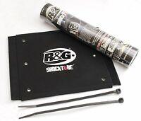 Hyosung GT125 R&G Racing Shocktube SHOCK9BK Black