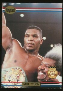 1991 Ringlords Boxing Mike Tyson