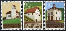 LIECHTENSTEIN 2001 SG#1250-2 historique Enviroment neuf sans charnière Set #D2041