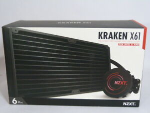 NIB* Kraken X61 All-in-One computer  Liquid water Cooler