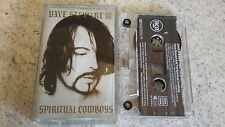 Dave Stewart and The Spiritual Cowboys - Cassette 1990