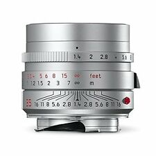 New Leica Summilux-M 35mm f/1.4 ASPH Silver 6-Bit 11675 M 240 M-P M9 M10