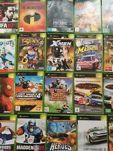 Xbox Original Games Top Quality