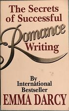 The How to be A Successful Romance Writer by Emma Darcy (Paperback, 1995)
