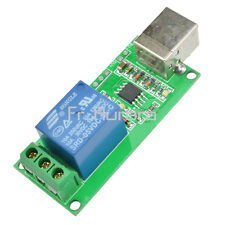 5V USB Relay 1 Channel Programmable Computer Control Relay For Smart Home