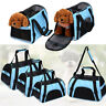 Pet Carrier Bag Soft Sided Cat / Dog Comfort Travel Airline Tote Crossbody Bags