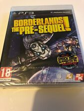 🤩 playstation 3 neuf Blister pal jeu fr ps3 borderlands pre sequel shoot chaos
