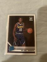 BOL BOL 2019-20 DONRUSS OPTIC #162 RATED ROOKIE RC *DENVER NUGGETS*