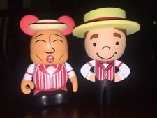 Disney Vinylmation Dapper Dan Red From Park 9 And Park Starz Series 4