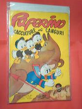 ALBO D'ORO TOPOLINO n°82 -B-DEL 1953-LIRE 50-CACCIATORE CANGURI-mondadori-disney