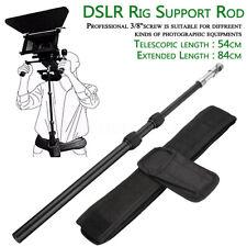 DSLR Rig Support Rod/ Belt Shoulder Mount for Video Camcorder Camera