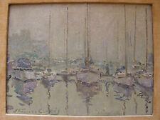 Jordi Freixas Cortes Oil Painting Marine Barcelona Catalan Impressionism Spain