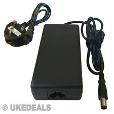 AC Laptop Charger For 90W HP COMPAQ NX7300 NX7400 19V + 3 PIN Power Cord UKED