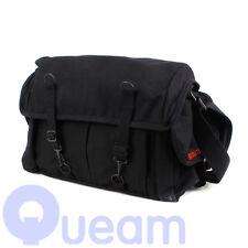 Dollice DR-655 Canvas Big Shoulder Belt Camera Carry Bag Waterproof Case as F7