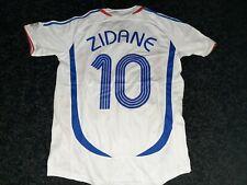 Maillot Zidane Equipe de France 2006 Football Taille XL