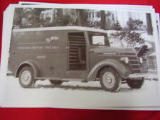 1939 ? INTERNATIONAL TRUCK MRS SMITHS PIES EASTON PA  11 X 17  PHOTO   PICTURE