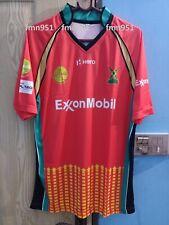 CPL Guyana Amazon Warriors Cricket Team Shirt Jersey S to 5XL Sizes