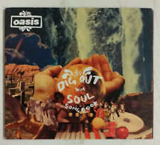 Oasis Dig Out Your Soul Songbook Cd-Rom UK 2008 promo gatefold