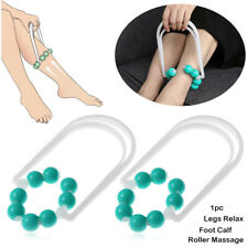 Body Slimming Massager Foot Roller Calf Magic Shapely Legs Relax Health Care,
