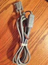 Trimble digital level RS232 COM data cable Trimble 53002021 DINI 03 HRS 6 pin