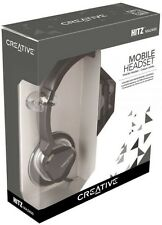 Creative HITZ MA2400 On-Ear Stereo Mobile Headset [NEW]