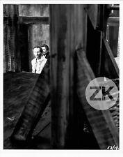 PETER CUSHING Revenge of Frankenstein GUILLOTINE Terence FISHER Hammer Photo '58