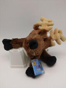 "Ganz Webkinz Reindeer Plush Toy 9.5"""