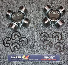 Land Rover Defender Propshaft UJ Kit with grease nipples - RTC3458 x 2