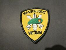 US FORMATION ARMY PATCH USA SPECIAL FORCES VIETNAM