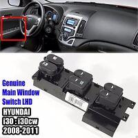 Genuine 935702L010 Power Window Main Switch LHD For Hyundai i30  2008-2011