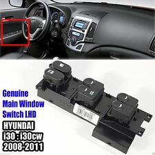 Genuine 935702L010 Power Window Main Switch LHD For Hyundai i30  2008-2011