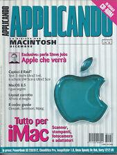 APPLICANDO LA RIVISTA PER MACINTOSH APPLE n.158 DICEMBRE1998