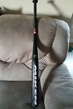 Miken Velocit-E Ultra II Model MSU2 34/27 Cracked Senior Softball Bat