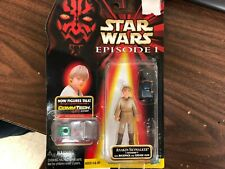 Star Wars Episode 1 Anakin Skywalker with Backpack and Comm Tech Chip