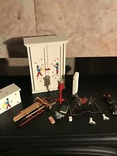 Lot Of Childrens Pitty Pat Doll Minature Furniture/accessories- F-17