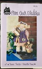 """Plum Creek Collectibles 17"""" Penny Poppins Babysitter Bunny Pattern #102"""