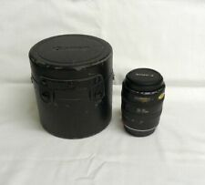 MINT Canon Zoom Lens EF 28-70mm f/3.5 - 4.5 II with 2 Caps Made in Japan #212304