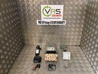 03 07 NISSAN XTRAIL 2.2 16V DCI MPV/SUV ECU LOCK SET KIT REF HK76 #4485