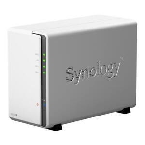 Synology DiskStation DS220J 2 Bay NAS Quad Core 1.4Ghz Home Network Storage
