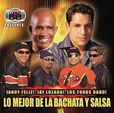 Mejor De La Bachata Y Salsa by