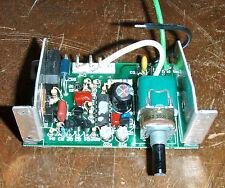 """NOS Delta Scroll Saw Control Board 40-640 Type 1 20"""" Saw p/n 1344916"""