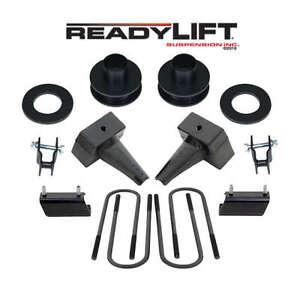 """ReadyLift SST 2011+ F250 Super Duty 4WD Lift Kit 2.5"""" F/2"""" R Stage 2 69-2011"""