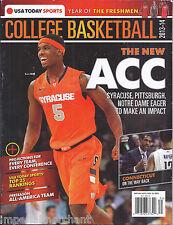 USA Today Sports College Basketball magazine New ACC Freshmen Top 25 rankings