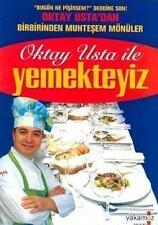 Oktay Usta Ile Yemekteyiz von Oktay Aymelek (Taschenbuch)