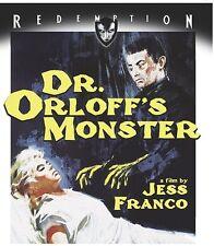 Dr Orloff's Monster (2017, Blu-ray NEW)