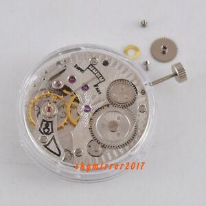 17 Jewels Seagull ST36 Mechanical Movement Asia 6498 Hand Winding Movement